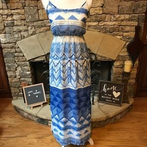 Old Navy Petite Maxi Dress Size Small